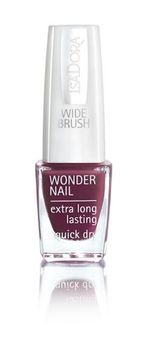 Isadora Wonder Nails 435 Red Plum, Nagellack