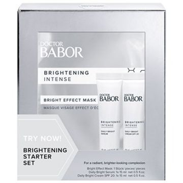 BABOR Brightening Try Me Set Doctor Babor 3 st