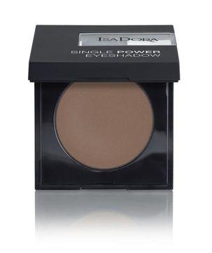 Isadora Single Powder Eyeshadow 02 Mocha Bisque