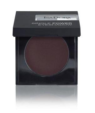 Isadora Single Powder Eyeshadow 04 Black Plum