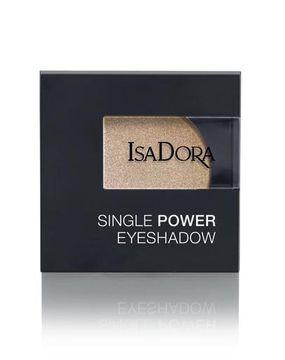 Isadora Single Powder Eyeshadow 10 Frosted Beige