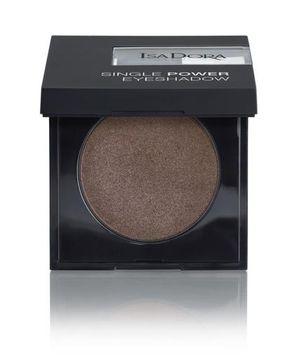 Isadora Single Powder Eyeshadow 12 Taupe Metal