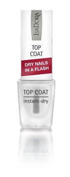 Isadora Instant Dry Top Coat 6 ml