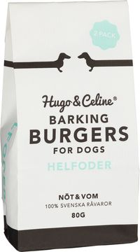 Hugo & Celine Barking Burgers 2-pack