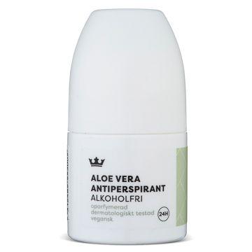 Kronans Apotek Antiperspirant Aloe Vera Antiperspirant Alkoholfri. 50 ml