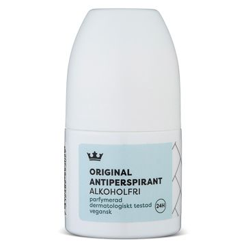 Kronans Apotek Antiperspirant Original Antiperspirant Alkoholfri. 50 ml
