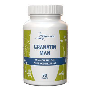 Alpha Plus Granatin Man 90 Kapslar