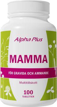 Alpha Plus Mamma 100 Tabletter