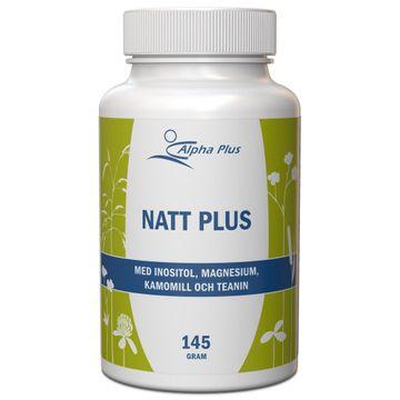 Alpha Plus Natt Plus 145 g
