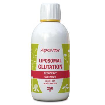 Alpha Plus Liposomal Glutation 250 ml