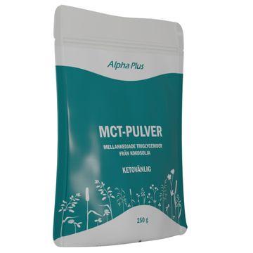 Alpha Plus MCT-Pulver Pulver, 250 g
