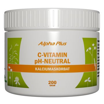 Alpha Plus C-vitamin pH-neutral 200 g