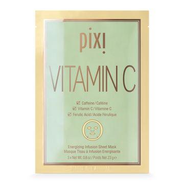 Pixi VITAMIN-C Sheet Mask Ansiktsmask. 1 st