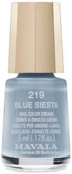 Mavala Minilack Blue Siesta Nagellack. 5 ml