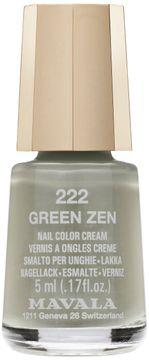 Mavala Minilack Green Zen Nagellack. 5 ml