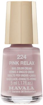 Mavala Minilack Pink Relax Nagellack. 5 ml