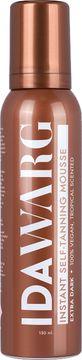 Ida Warg Self-Tanning Mousse Extra mörk brun-utan-sol mousse. 150 ml