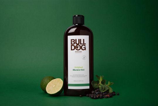 Bulldog Original Shower Gel Duschgel, 500 ml