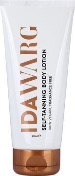Ida Warg Self-Tanning Body Lotion Vegansk brun-utan-sol lotion. 200 ml