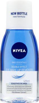 Nivea Double Effect Eye Make-up Remover Sminkborttagning. 125 ml