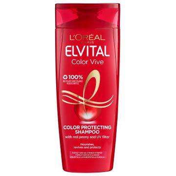 Elvital Color Vive Shampoo Schampo. 250 ml