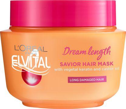 Elvital Dream Length Mask Hårinpackning. 300 ml