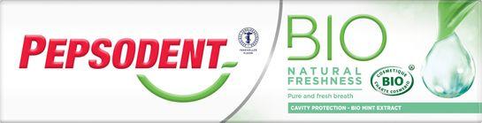 Pepsodent BIO Natural Fresh Tandkräm. 75 ml