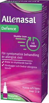Allenasal Defence Nässpray, 15 ml