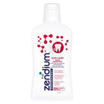 Zendium Gum Care Munskölj mot tandköttsproblem. 500 ml
