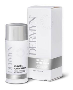 Dermyn Renewing Power Serum Intensivt ansiktsserum. 30 ml