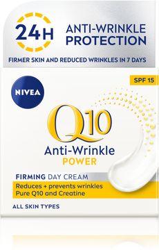Nivea Q10 Power Day Cream SPF 15 Dagkräm. 50 ml