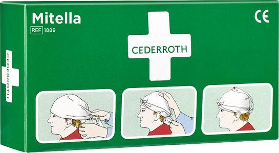 Cederroth Mitella Triangulärt bandage. 2-pack
