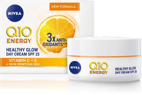 Nivea Q10 Plus C Energy Day Care Dagkräm. 50 ml