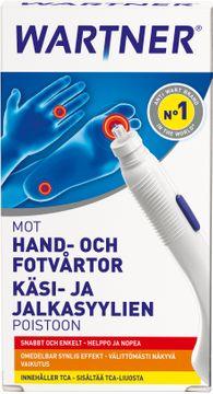Wartner Pen Vårtmedel hand & fot, 1,5 ml