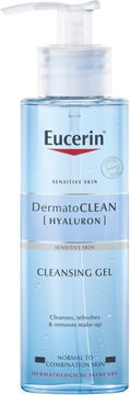 Eucerin Dermatoclean Cleansing Gel Ansiktsrengöring, 200 ml