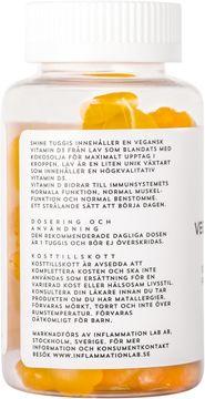 Inflammation Lab Shine Vegansk vitamin D3. 60 st