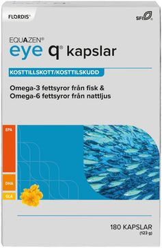 Equazen Eye Q 180 kapslar
