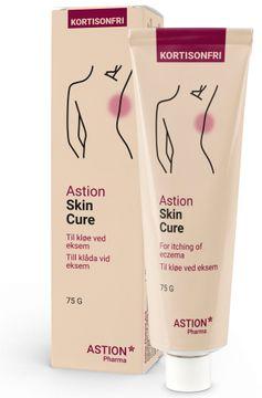 Astion Skin Cure Hudkräm vid eksem. 75 g