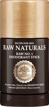 Raw Naturals Deodorant Stick Alkoholfri deodorant. 75 ml