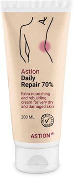 Astion Daily Repair 70% Hudkräm för torr hud. 200 ml