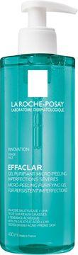 La Roche-Posay Micro-peeling Purifying Gel Ansiktsrengöring, 400 ml