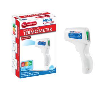 Medi Concepts No-Touch Termometer Infraröd febertermometer. 1 st