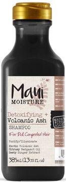 Maui Moisture Volcanic Ash Shampoo Veganskt hårschampo. 385 ml