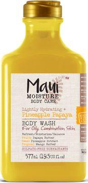 Maui Moisture Pineapple Papaya Body Wash Vegansk duschkräm. 577 ml