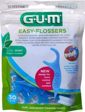 Gum Easy-Flossers Tandtrådsbygel 30 st