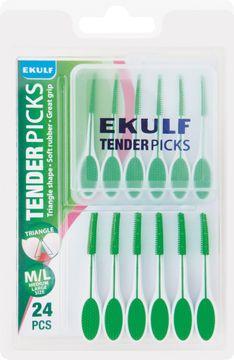 EKULF Tender Picks M/L Mellanrumsrengöring, 24 st