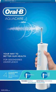 Oral-B AquaCare 4 Water Flosser Vattenfloss, 1 st