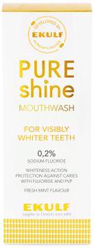 EKULF Pure Shine Mouthwash Munskölj. 300 ml