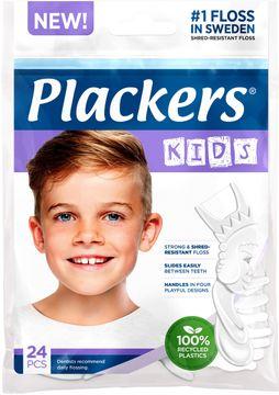 Plackers Kids Tandtrånsbygel, 24 st