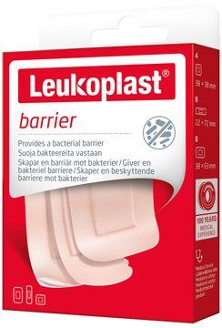 Leukoplast Barrier Mixpack Bakterietätt Plåster. 20 st